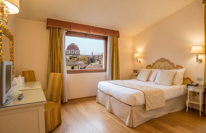 Hotel Atlantic Palace | Florence | Room with a view