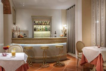 Hotel Atlantic Palace | Florence | Our corner bar